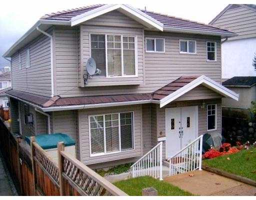 Main Photo: 4661 CANADA WY in Burnaby: Central BN House 1/2 Duplex for sale (Burnaby North)  : MLS® # V564299