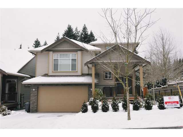 "Main Photo: 1370 MARGUERITE Street in Coquitlam: Burke Mountain House for sale in ""NOURA AT THE FOOTHILLS"" : MLS® # V925418"