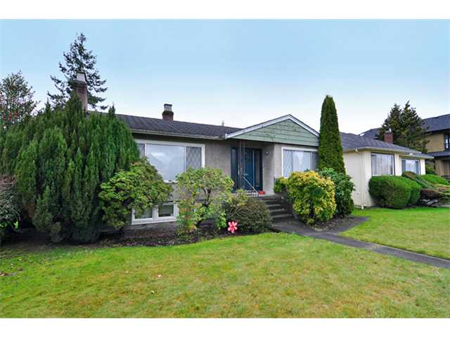 Main Photo: 3108 W 16TH Avenue in Vancouver: Arbutus House for sale (Vancouver West)  : MLS® # V884638