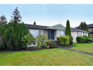 Main Photo: 3108 W 16TH Avenue in Vancouver: Arbutus House for sale (Vancouver West)  : MLS®# V884638