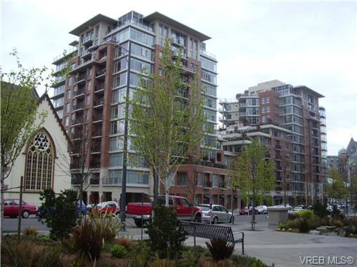 Main Photo: N701 737 Humboldt Street in : Vi Downtown Condo Apartment for sale (Victoria)  : MLS(r) # 272227
