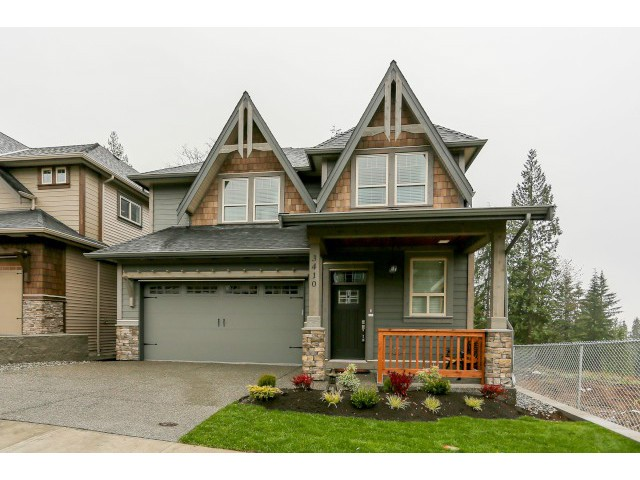 "Main Photo: 3410 DEVONSHIRE Avenue in Coquitlam: Burke Mountain House for sale in ""SOUTHVIEW"" : MLS® # V1032609"