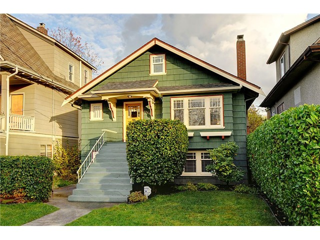 Main Photo: 3742 ONTARIO Street in Vancouver: Main House for sale (Vancouver East)  : MLS® # V1035467