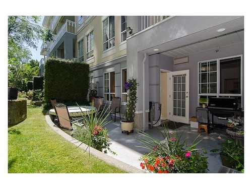 Main Photo: 123 5835 HAMPTON Place in Vancouver West: University VW Home for sale ()  : MLS® # V967168