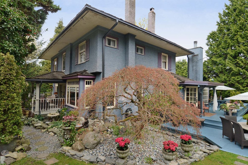 Photo 2: 1837 West 19th Avenue in Vancouver: Home for sale : MLS(r) # V998320