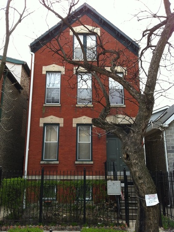Main Photo: 1823 Superior Street Unit 1 in CHICAGO: West Town Rentals for rent ()  : MLS® # 08558574
