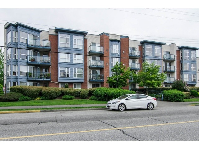 "Main Photo: 104 20277 53 Avenue in Langley: Langley City Condo for sale in ""Metro 11"" : MLS® # F1411118"