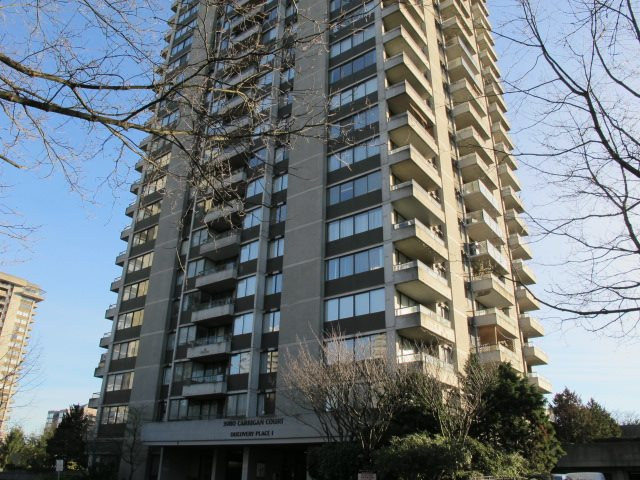 Main Photo: 2206 3980 CARRIGAN Court in Burnaby: Government Road Condo for sale (Burnaby North)  : MLS® # R2018506
