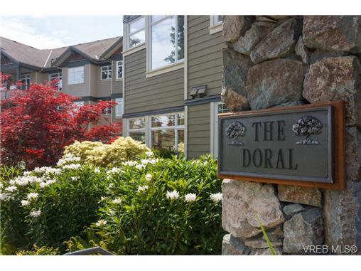 Main Photo: 104D 1115 Craigflower Road in VICTORIA: Es Gorge Vale Condo Apartment for sale (Esquimalt)  : MLS® # 364293