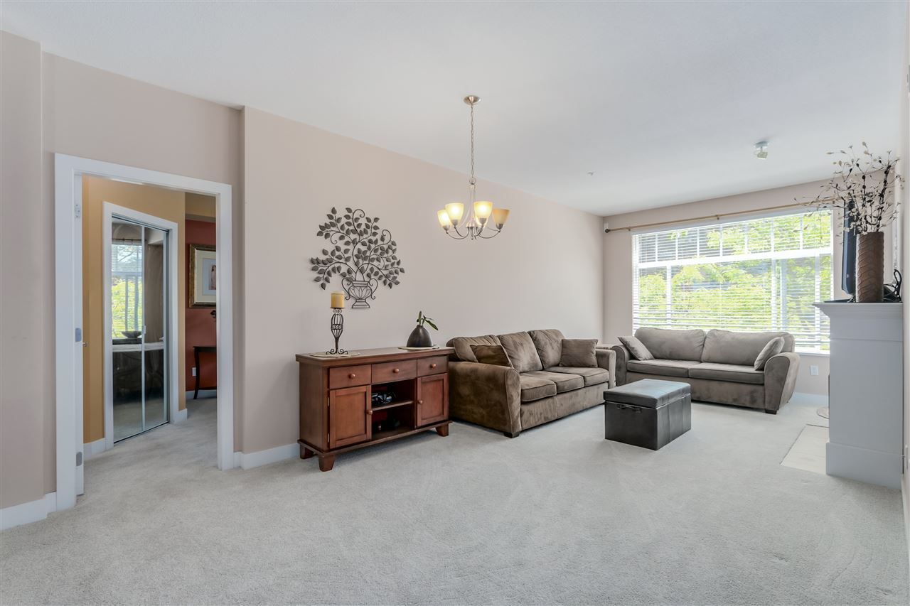 "Photo 3: 206 2353 MARPOLE Avenue in Port Coquitlam: Central Pt Coquitlam Condo for sale in ""EDGEWATER"" : MLS(r) # R2079901"