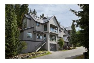 Main Photo: 43 2544 SNOWRIDGE Circle in Whistler: Nordic Townhouse for sale : MLS® # R2107830