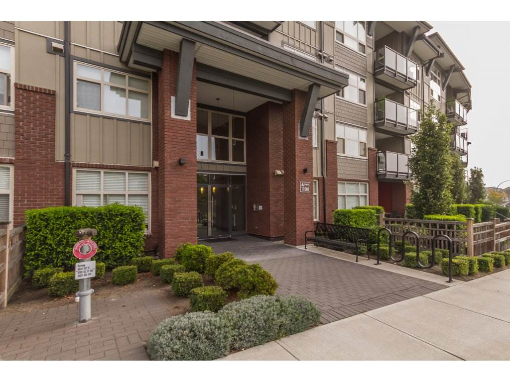 "Main Photo: 212 19201 66A Avenue in Surrey: Clayton Condo for sale in ""One92"" (Cloverdale)  : MLS®# R2112521"