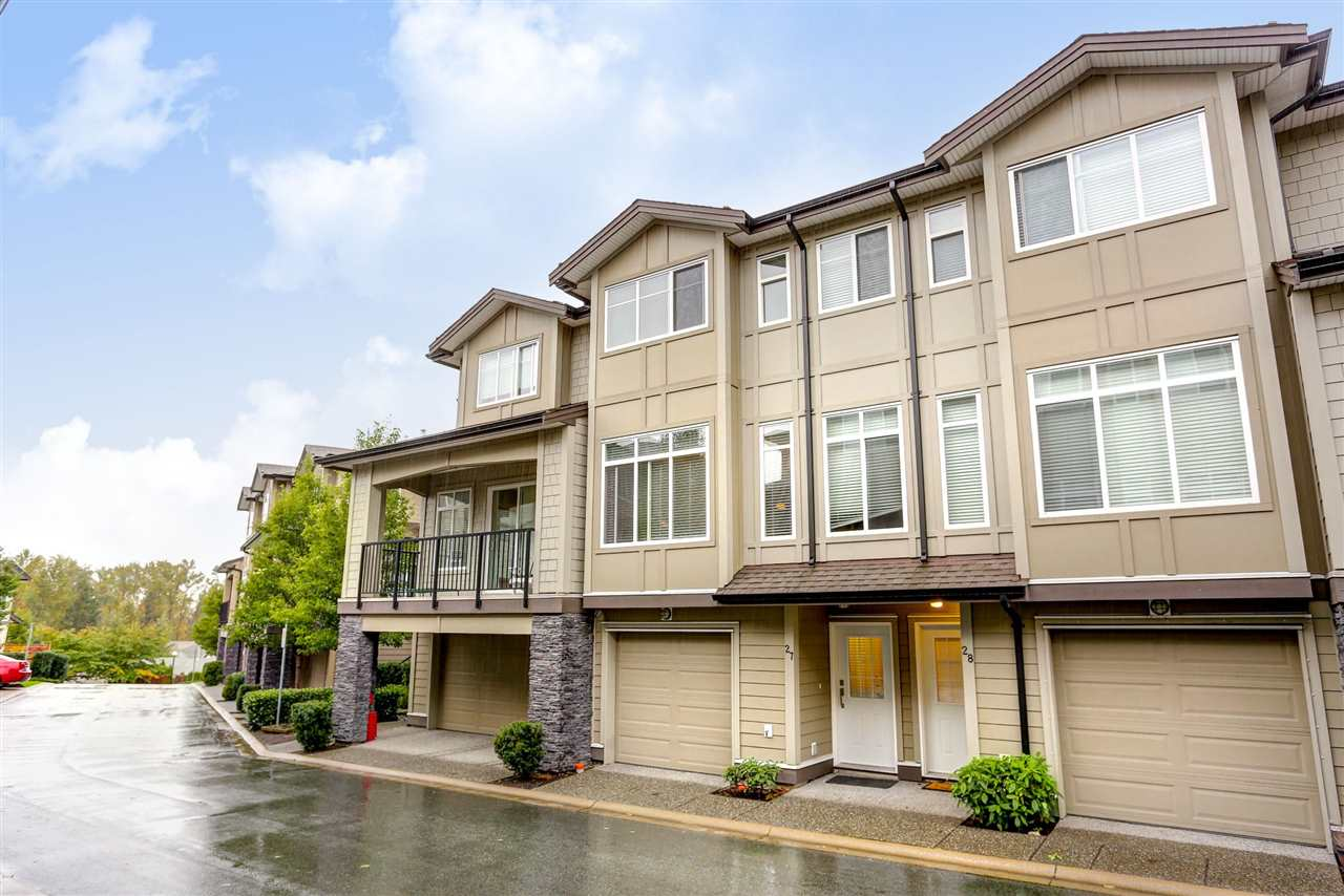 "Main Photo: 27 22865 TELOSKY Avenue in Maple Ridge: East Central Condo for sale in ""WINDSONG"" : MLS® # R2117225"