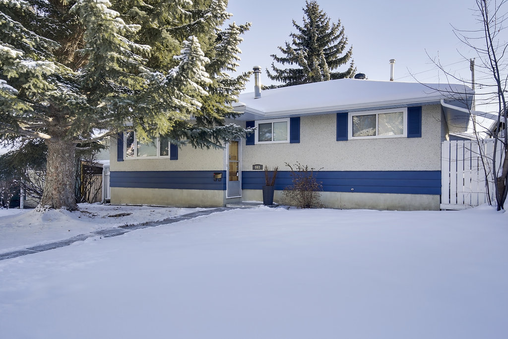 Main Photo: 104 AV SW in Calgary: Southwood House for sale : MLS(r) # C4092868