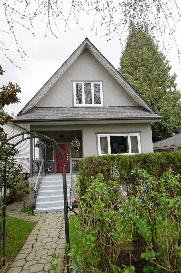 Main Photo: 1495 E 21ST Avenue in Vancouver: Knight House for sale (Vancouver East)  : MLS(r) # R2157448