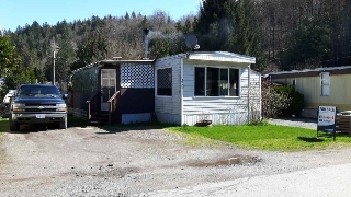 "Main Photo: 48 3942 COLUMBIA VALLEY Road: Cultus Lake Manufactured Home for sale in ""CULTUS LAKE VILLAGE"" : MLS(r) # R2158085"