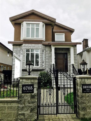 Main Photo: 6705 BROOKS Street in Vancouver: Killarney VE House for sale (Vancouver East)  : MLS(r) # R2161502