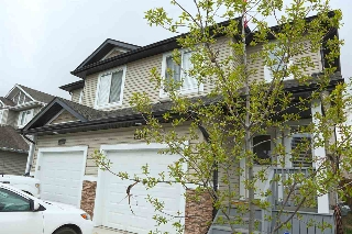 Main Photo: 17111 120 Street in Edmonton: Zone 27 House Half Duplex for sale : MLS® # E4063357