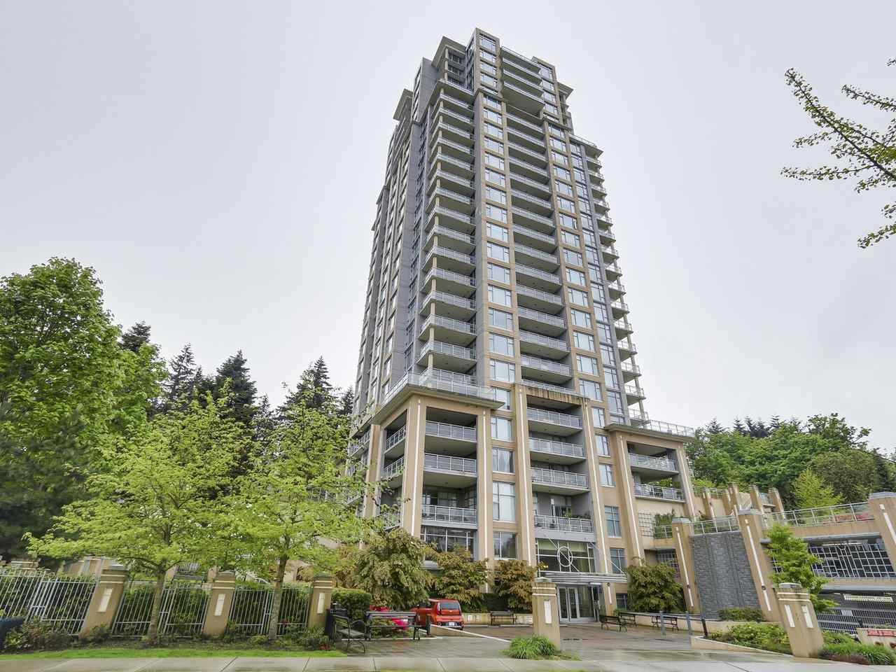 "Main Photo: 608 280 ROSS Drive in New Westminster: Fraserview NW Condo for sale in ""Carlyle"" : MLS® # R2167007"