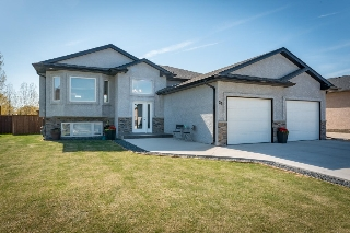 Main Photo: 33 Kirkdale Drive in Niverville: Fifth Avenue Estates Residential for sale (R07)  : MLS® # 1712457