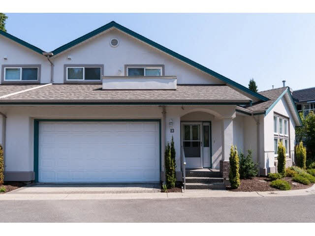 Photo 2: 13 13911 16 AVENUE in South Surrey White Rock: Home for sale : MLS® # F1449340
