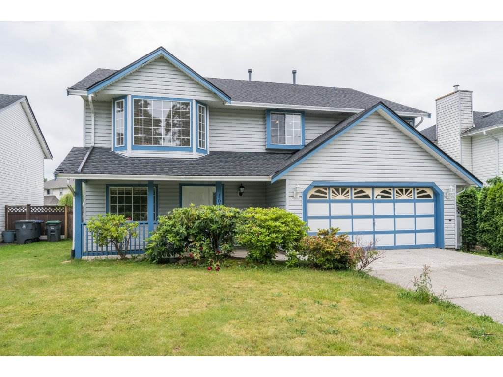 Main Photo: 16130 92 Avenue in Surrey: Fleetwood Tynehead House for sale : MLS®# R2178968
