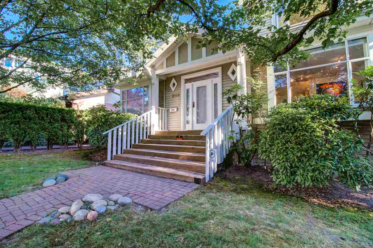 Main Photo: 2158 W 15TH Avenue in Vancouver: Kitsilano House 1/2 Duplex for sale (Vancouver West)  : MLS(r) # R2186704