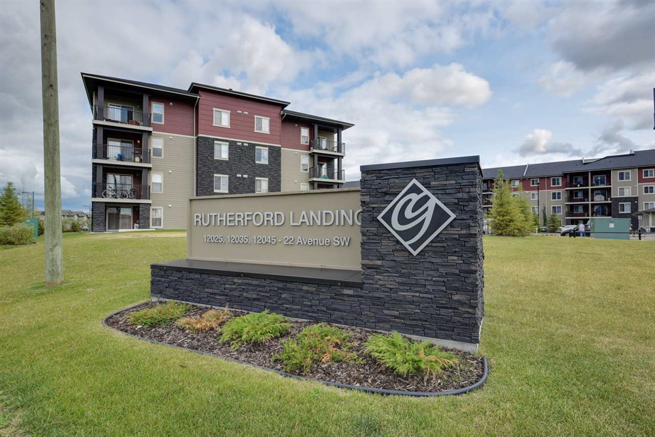 Main Photo: 421 12035 22 Avenue SW in Edmonton: Zone 55 Condo for sale : MLS(r) # E4074112