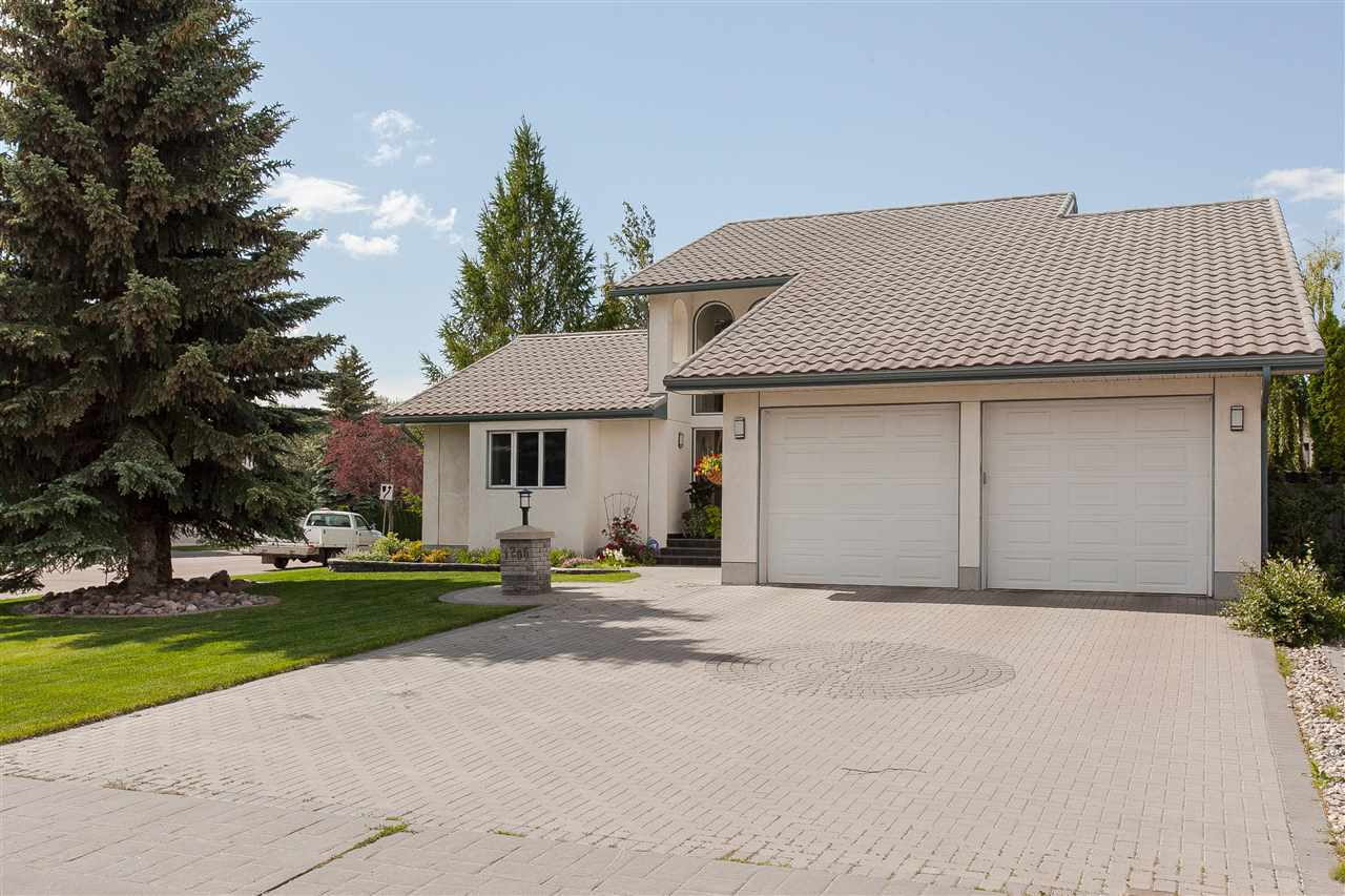 Main Photo: 1206 HEWGILL Place in Edmonton: Zone 14 House for sale : MLS(r) # E4074412
