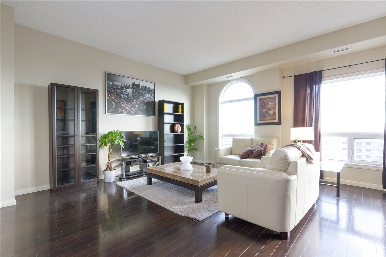 Main Photo: 1302 9819 104 Street in Edmonton: Zone 12 Condo for sale : MLS® # E4074795