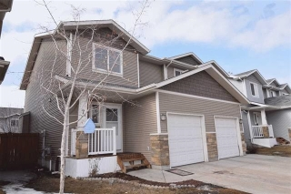Main Photo:  in Edmonton: Zone 35 House Half Duplex for sale : MLS® # E4083061