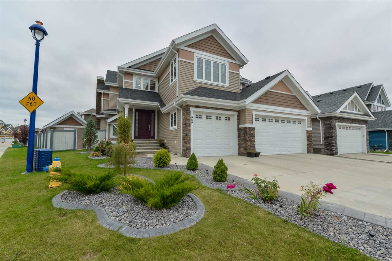 Main Photo: 969 SUMMERSIDE Link in Edmonton: Zone 53 House for sale : MLS® # E4083122