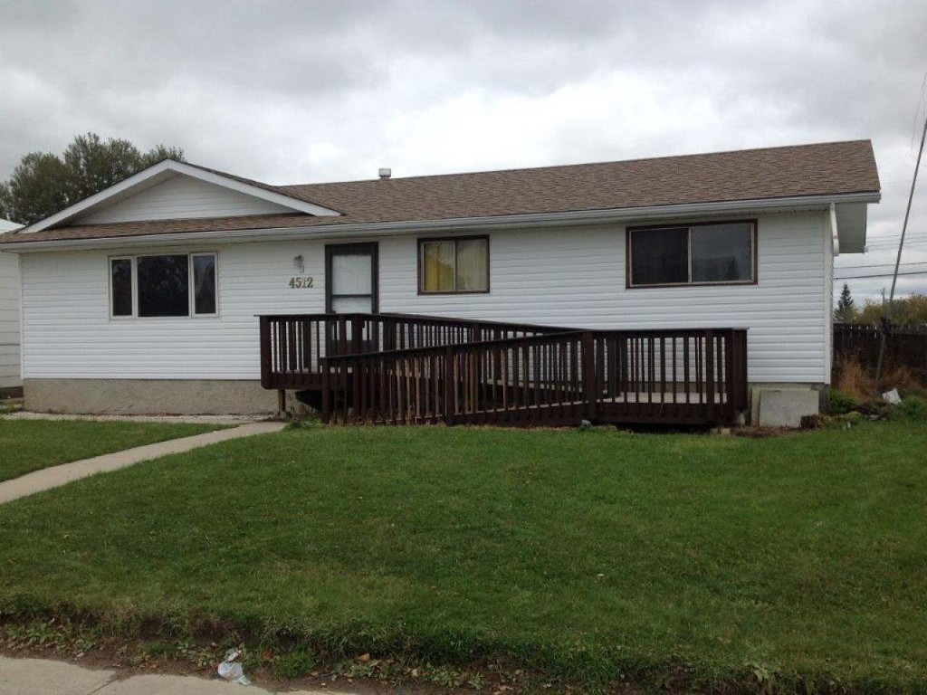 Main Photo: 4512 46 Avenue in Mayerthorpe: House for sale : MLS® # 44715