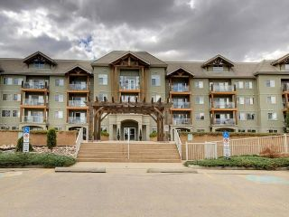Main Photo: 222 278 SUDER GREENS Drive in Edmonton: Zone 58 Condo for sale : MLS® # E4084238