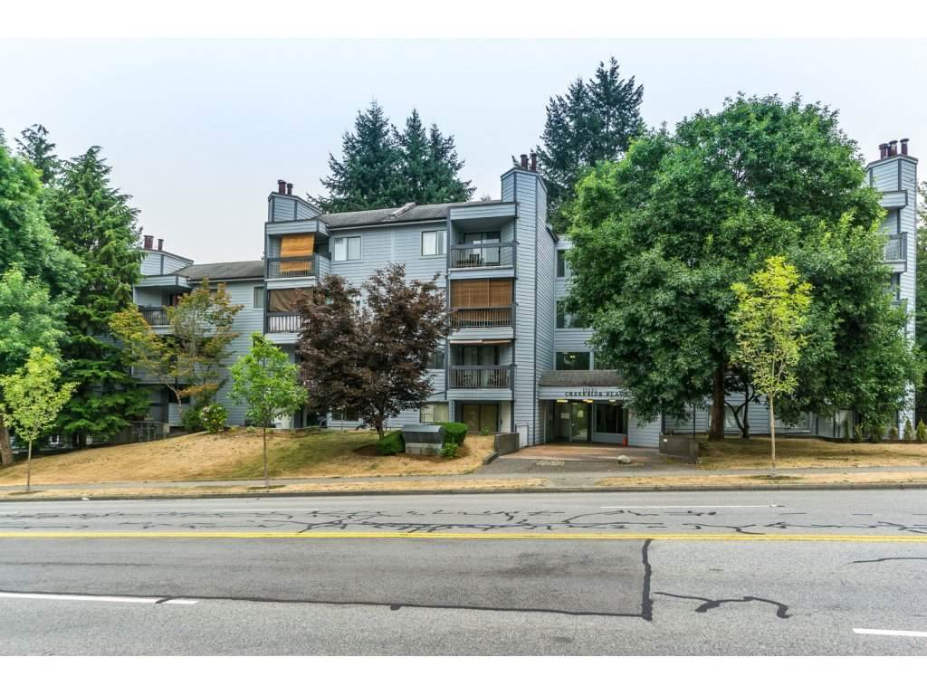 "Photo 1: Photos: 111 10530 154 Street in Surrey: Guildford Condo for sale in ""CREEKSIDE"" (North Surrey)  : MLS® # R2218271"