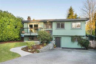 Main Photo: 312 FAIRWAY Drive in North Vancouver: Dollarton House for sale : MLS® # R2221628