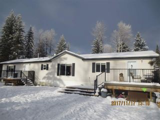 Main Photo: 13110 Township Road 543A: Rural Yellowhead Manufactured Home for sale : MLS® # E4089268