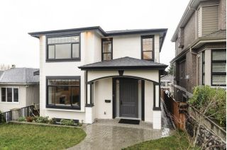 Main Photo: 3240 E 6TH AVENUE in Vancouver: Renfrew VE House for sale (Vancouver East)  : MLS® # R2224190