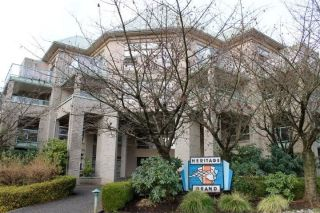"Main Photo: 406A 301 MAUDE Road in Port Moody: North Shore Pt Moody Condo for sale in ""HERITAGE GRAND"" : MLS® # R2228106"