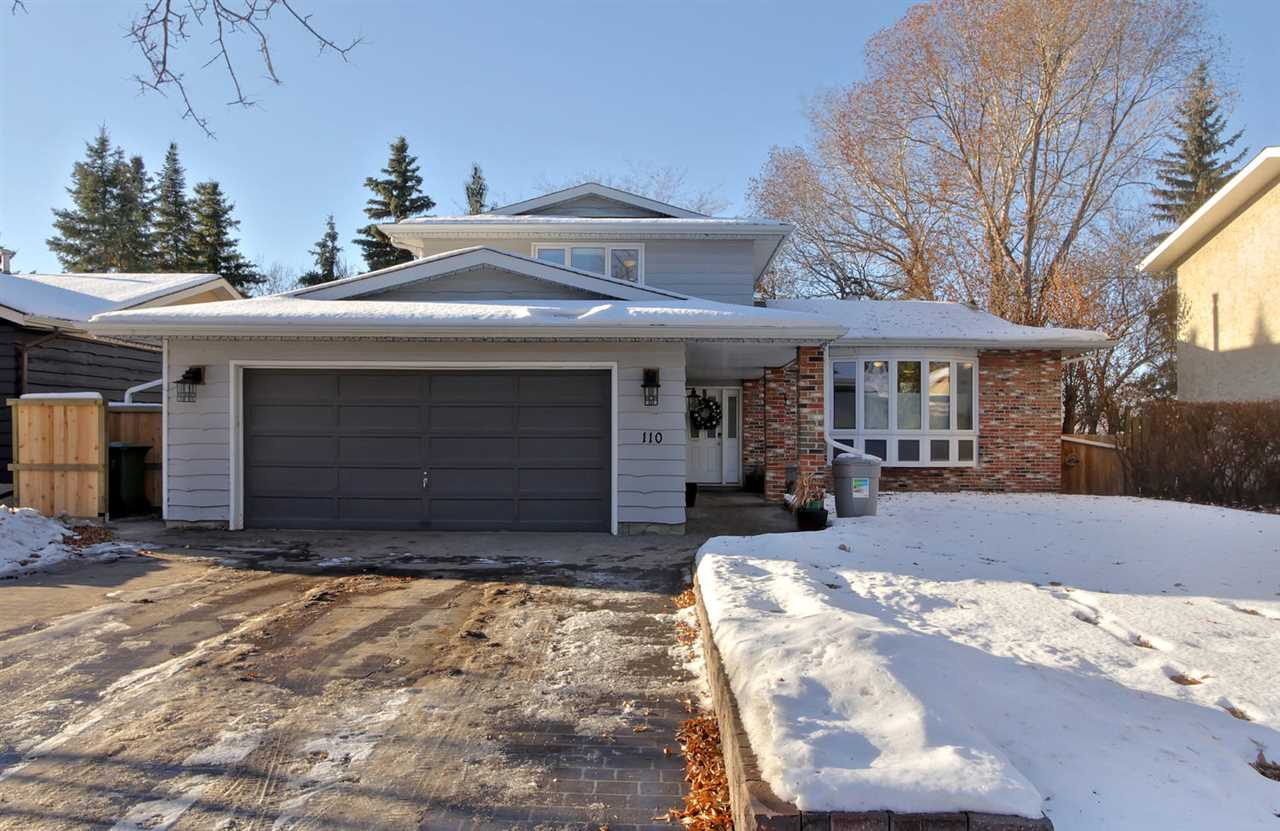 Main Photo: 110 Goodridge Drive: St. Albert House for sale : MLS® # E4090725