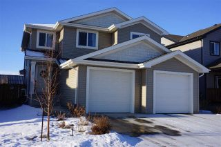 Main Photo: 106 RADCLIFFE Wynd: Fort Saskatchewan House Half Duplex for sale : MLS® # E4091736