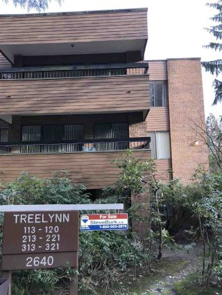 Main Photo: 319 2640 FROMME Road in North Vancouver: Lynn Valley Condo for sale : MLS® # R2249345