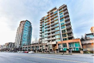"Main Photo: 803 168 E ESPLANADE Avenue in North Vancouver: Lower Lonsdale Condo for sale in ""THE ESPLANADE"" : MLS®# R2258053"