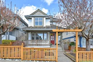 "Main Photo: 14879 57A Avenue in Surrey: Sullivan Station House for sale in ""Panorama Village"" : MLS®# R2258697"