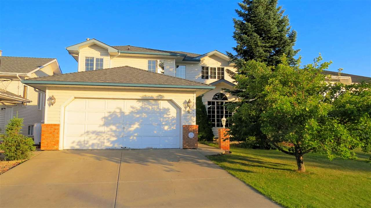 Main Photo: 4 CALICO Drive: Sherwood Park House for sale : MLS®# E4115807