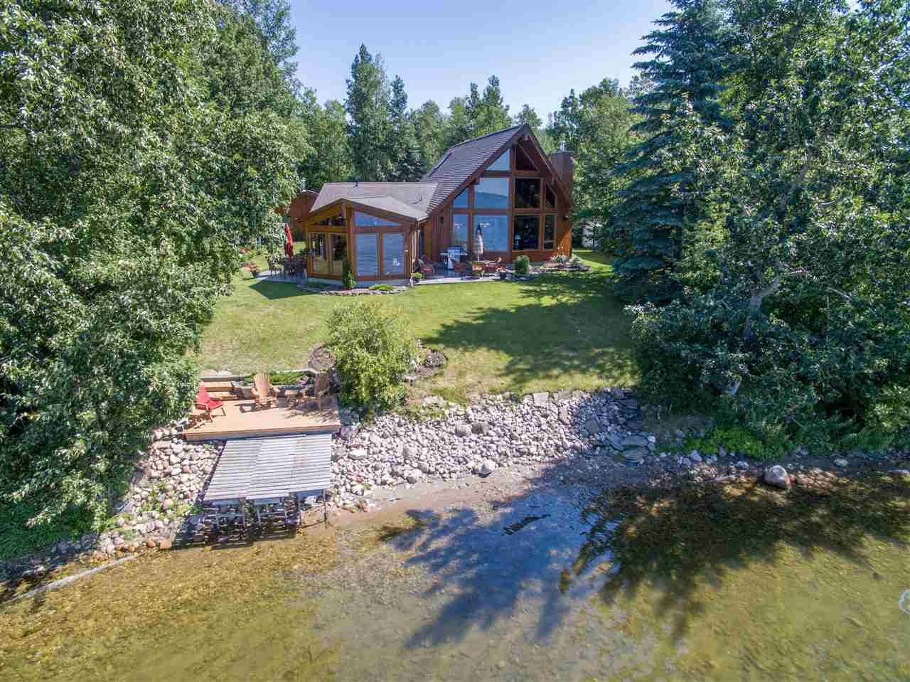 Main Photo: A 9 Johnsonia Beach: Rural Leduc County House for sale : MLS®# E4117929