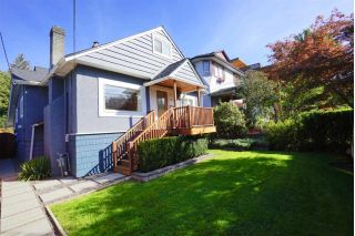 Main Photo: 152 W 23RD Street in North Vancouver: Central Lonsdale House for sale : MLS®# R2309427