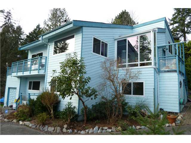 Main Photo: 4601 MARINE Drive in West Vancouver: Caulfeild House for sale : MLS®# V870412