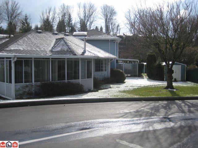 Main Photo: 46 34899 OLD CLAYBURN Road in Abbotsford: Abbotsford East Townhouse for sale : MLS® # F1104597