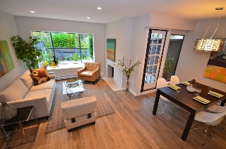 Main Photo: 12 960 W 13TH Avenue in Vancouver: Fairview VW Townhouse for sale (Vancouver West)  : MLS® # V933073
